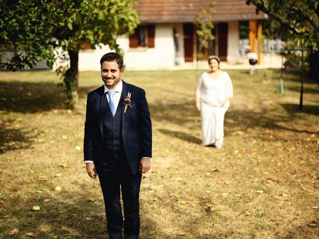 Le mariage de Mickaël et Julia à Gy, Haute-Saône 27