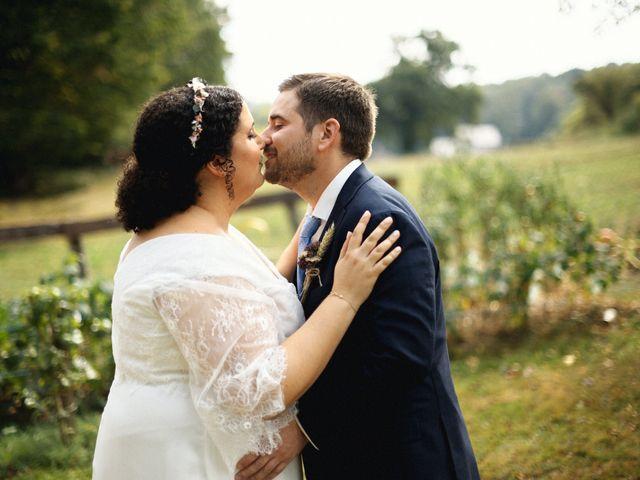 Le mariage de Mickaël et Julia à Gy, Haute-Saône 29