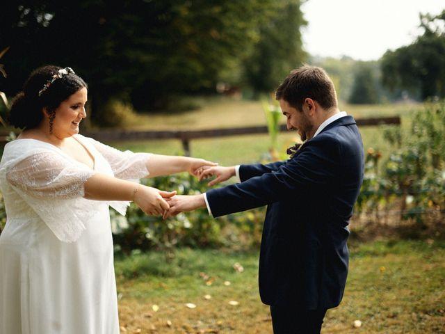 Le mariage de Mickaël et Julia à Gy, Haute-Saône 30