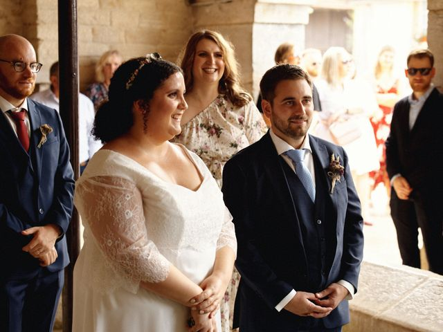 Le mariage de Mickaël et Julia à Gy, Haute-Saône 35
