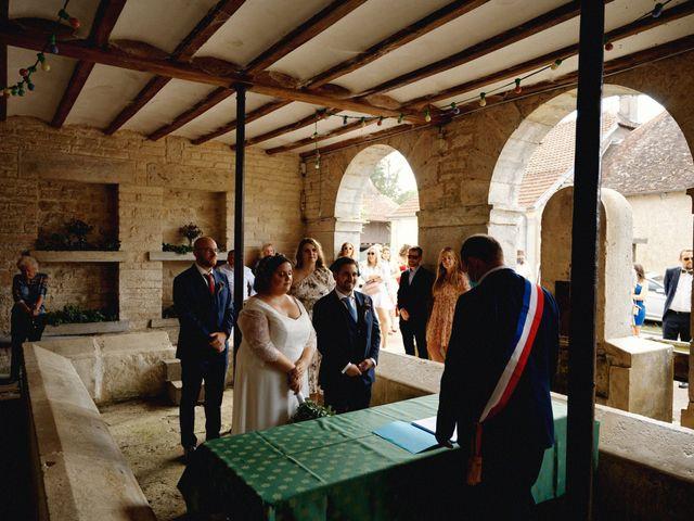 Le mariage de Mickaël et Julia à Gy, Haute-Saône 36