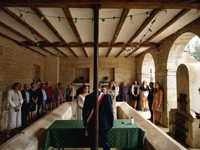 Le mariage de Mickaël et Julia à Gy, Haute-Saône 37