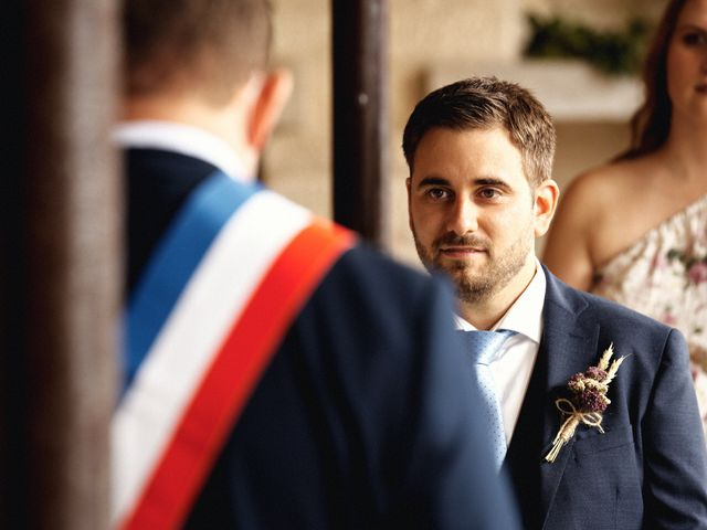 Le mariage de Mickaël et Julia à Gy, Haute-Saône 38