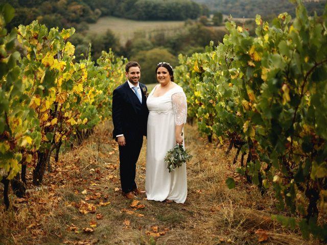 Le mariage de Mickaël et Julia à Gy, Haute-Saône 42