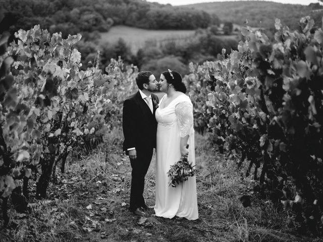 Le mariage de Mickaël et Julia à Gy, Haute-Saône 43