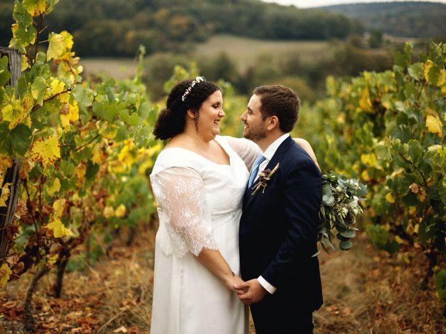 Le mariage de Mickaël et Julia à Gy, Haute-Saône 50