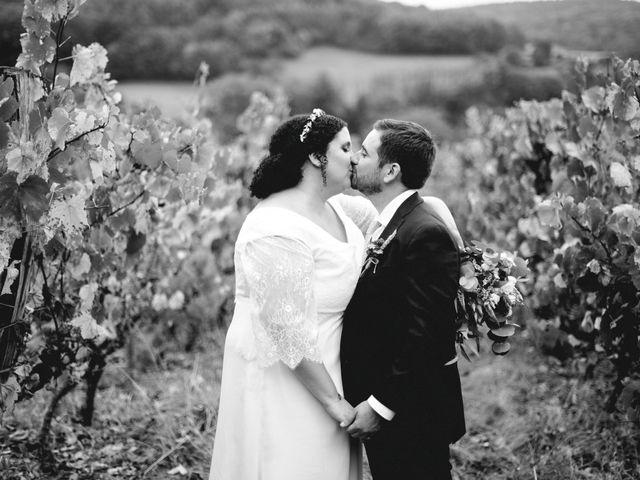 Le mariage de Mickaël et Julia à Gy, Haute-Saône 51