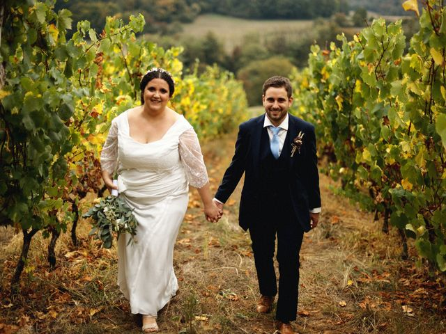 Le mariage de Mickaël et Julia à Gy, Haute-Saône 52