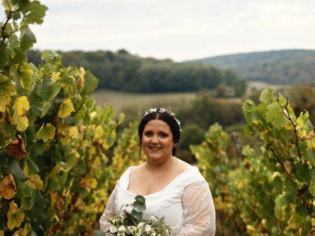 Le mariage de Mickaël et Julia à Gy, Haute-Saône 56