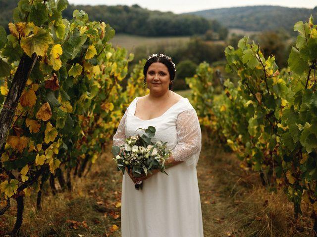 Le mariage de Mickaël et Julia à Gy, Haute-Saône 57