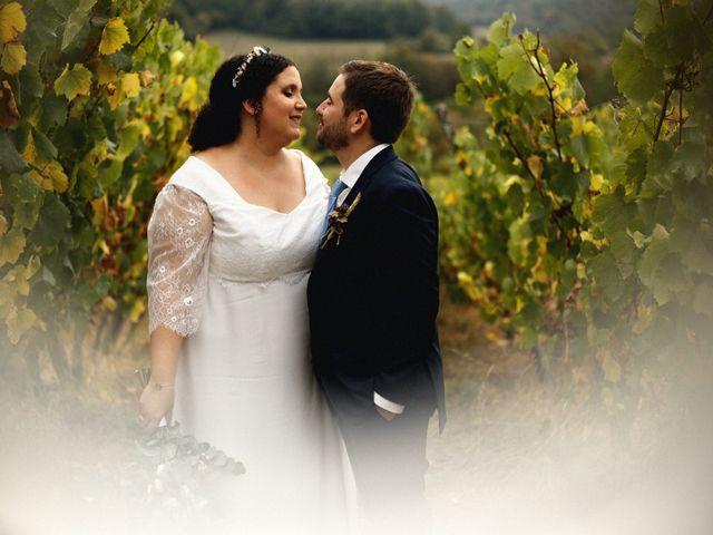 Le mariage de Mickaël et Julia à Gy, Haute-Saône 58