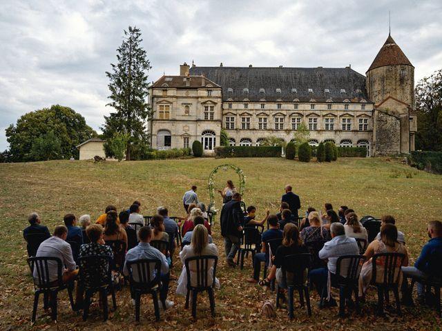 Le mariage de Mickaël et Julia à Gy, Haute-Saône 60