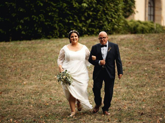 Le mariage de Mickaël et Julia à Gy, Haute-Saône 64