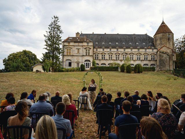 Le mariage de Mickaël et Julia à Gy, Haute-Saône 65