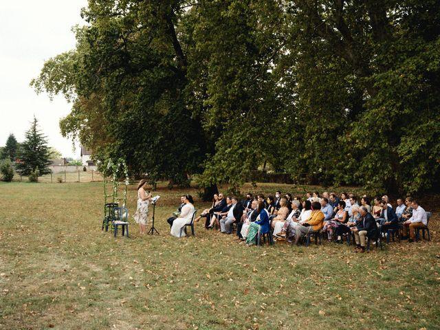 Le mariage de Mickaël et Julia à Gy, Haute-Saône 66