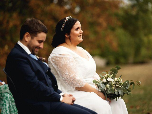 Le mariage de Mickaël et Julia à Gy, Haute-Saône 67