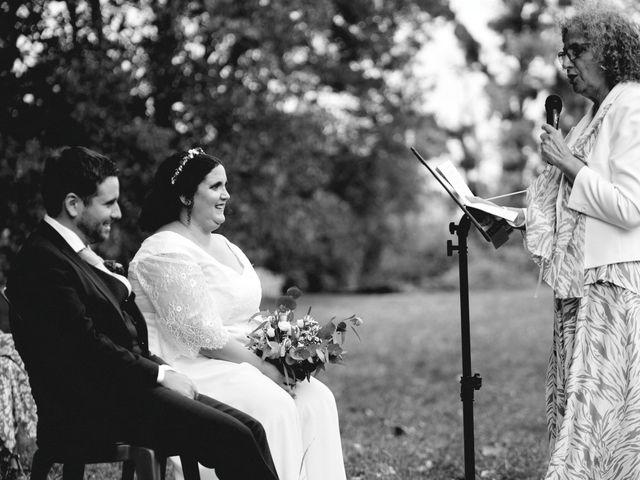 Le mariage de Mickaël et Julia à Gy, Haute-Saône 70