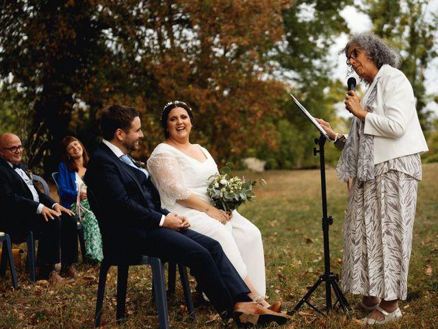 Le mariage de Mickaël et Julia à Gy, Haute-Saône 74