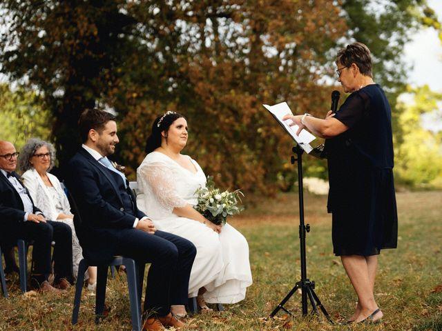 Le mariage de Mickaël et Julia à Gy, Haute-Saône 78