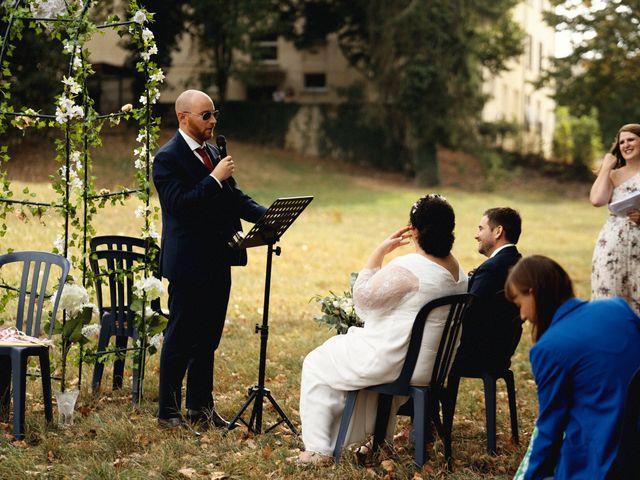 Le mariage de Mickaël et Julia à Gy, Haute-Saône 79