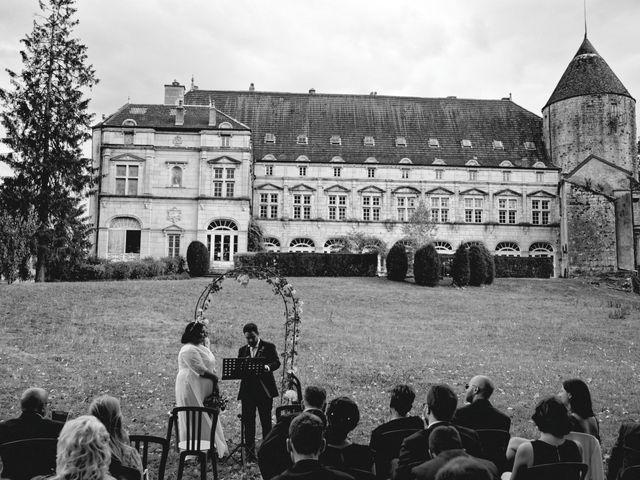 Le mariage de Mickaël et Julia à Gy, Haute-Saône 85