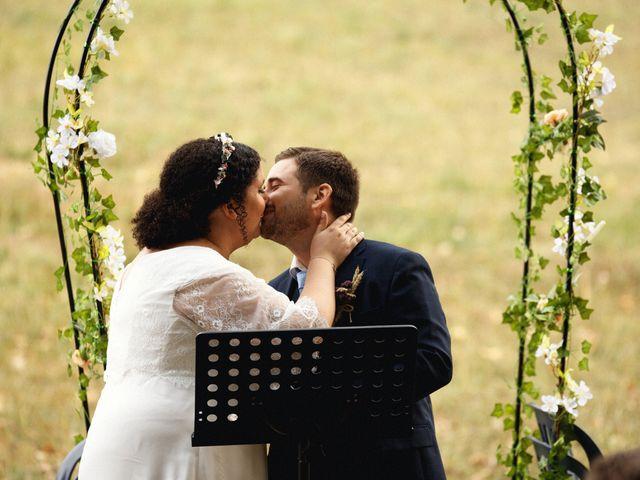 Le mariage de Mickaël et Julia à Gy, Haute-Saône 86