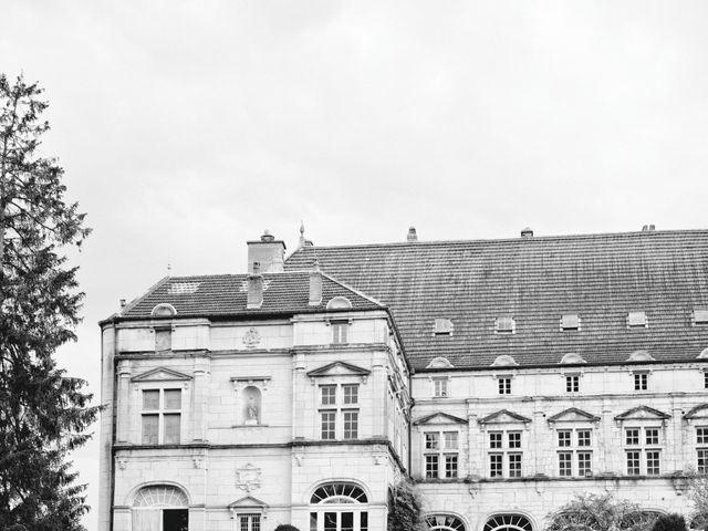 Le mariage de Mickaël et Julia à Gy, Haute-Saône 92