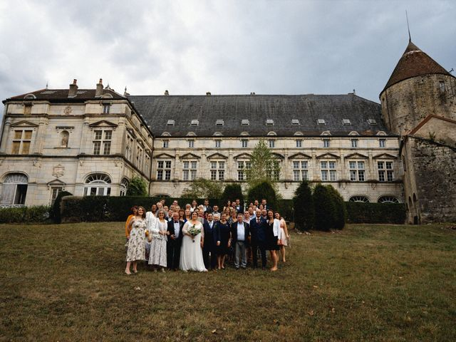Le mariage de Mickaël et Julia à Gy, Haute-Saône 93