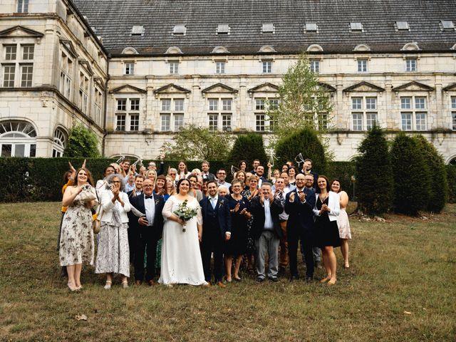 Le mariage de Mickaël et Julia à Gy, Haute-Saône 94