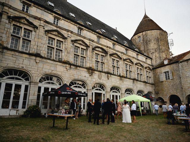 Le mariage de Mickaël et Julia à Gy, Haute-Saône 110
