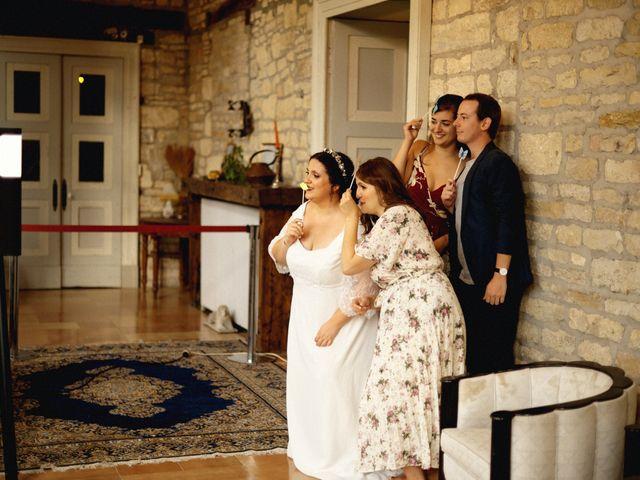 Le mariage de Mickaël et Julia à Gy, Haute-Saône 123
