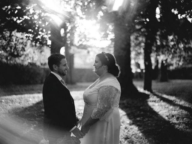 Le mariage de Mickaël et Julia à Gy, Haute-Saône 131