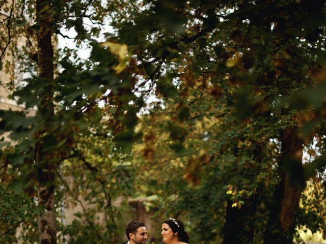 Le mariage de Mickaël et Julia à Gy, Haute-Saône 1