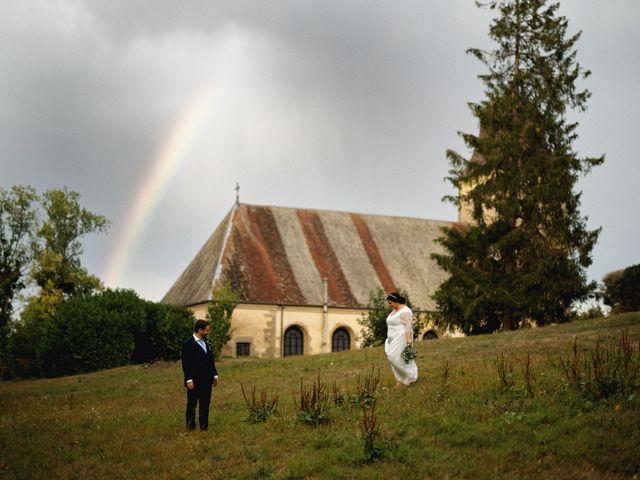 Le mariage de Mickaël et Julia à Gy, Haute-Saône 135