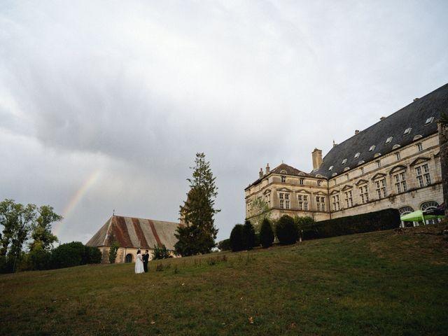 Le mariage de Mickaël et Julia à Gy, Haute-Saône 136