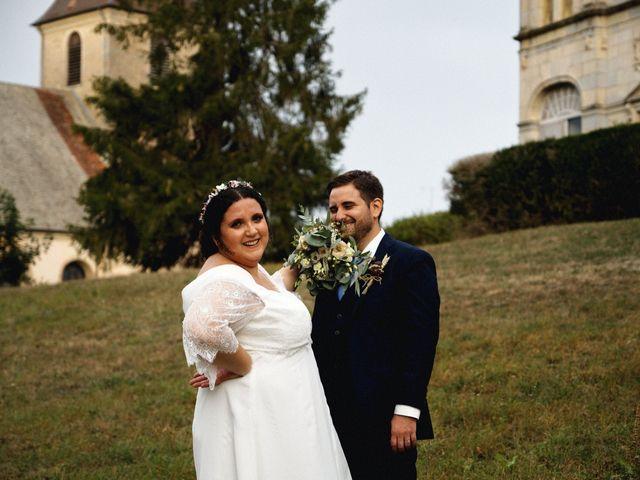 Le mariage de Mickaël et Julia à Gy, Haute-Saône 137
