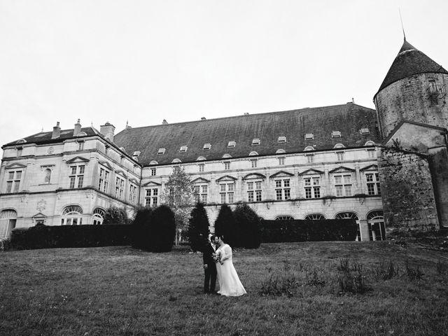 Le mariage de Mickaël et Julia à Gy, Haute-Saône 138