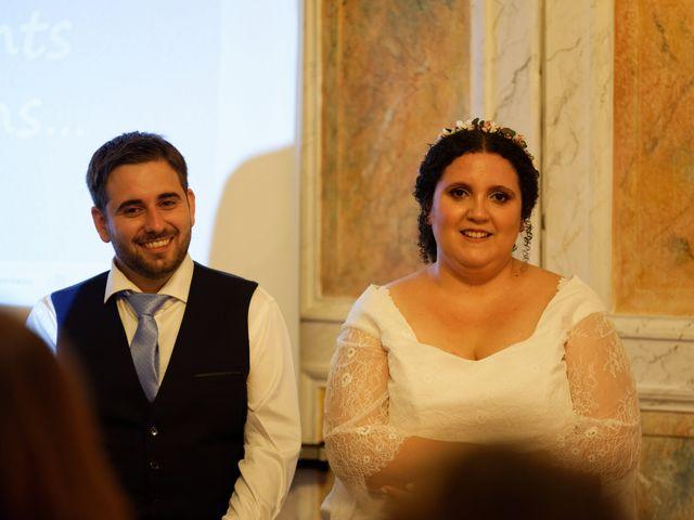 Le mariage de Mickaël et Julia à Gy, Haute-Saône 143