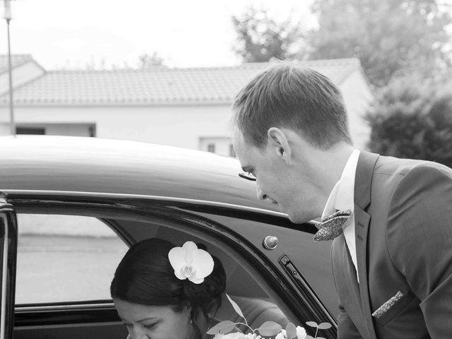 Le mariage de Gaëtan et Aurélie à Aigrefeuille-sur-Maine, Loire Atlantique 7