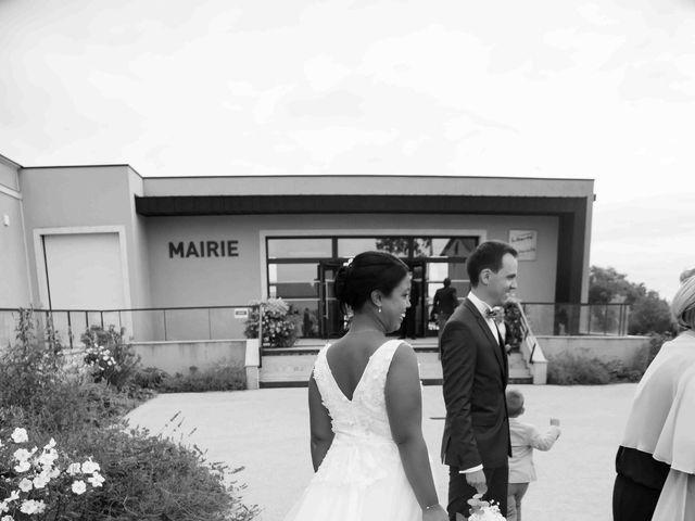 Le mariage de Gaëtan et Aurélie à Aigrefeuille-sur-Maine, Loire Atlantique 8