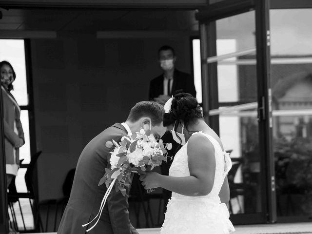 Le mariage de Gaëtan et Aurélie à Aigrefeuille-sur-Maine, Loire Atlantique 9