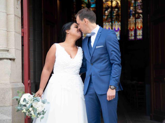 Le mariage de Gaëtan et Aurélie à Aigrefeuille-sur-Maine, Loire Atlantique 1