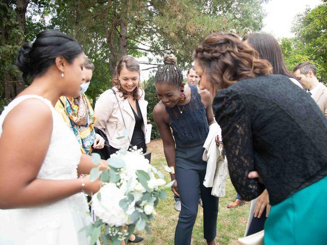 Le mariage de Gaëtan et Aurélie à Aigrefeuille-sur-Maine, Loire Atlantique 24