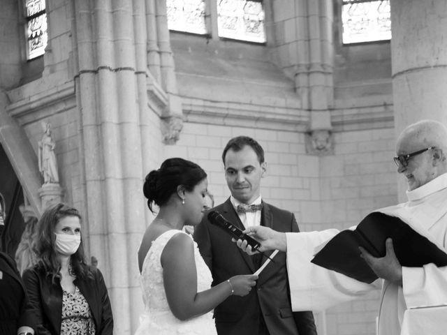 Le mariage de Gaëtan et Aurélie à Aigrefeuille-sur-Maine, Loire Atlantique 30