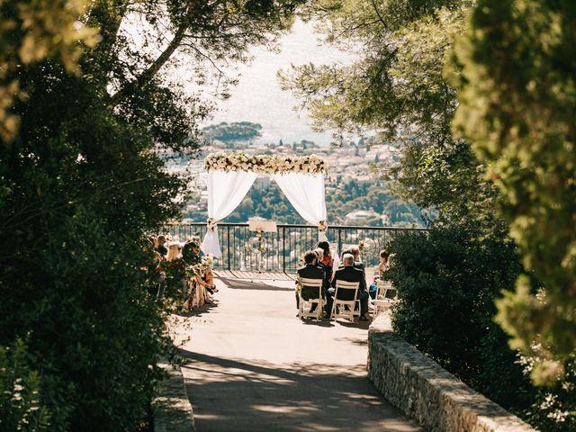 Le mariage de Alexis et Noémie à Villefranche-sur-Mer, Alpes-Maritimes 2