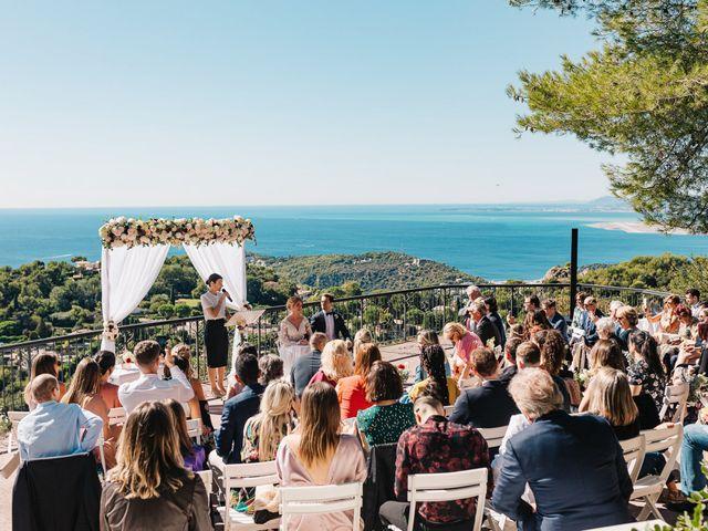 Le mariage de Alexis et Noémie à Villefranche-sur-Mer, Alpes-Maritimes 3