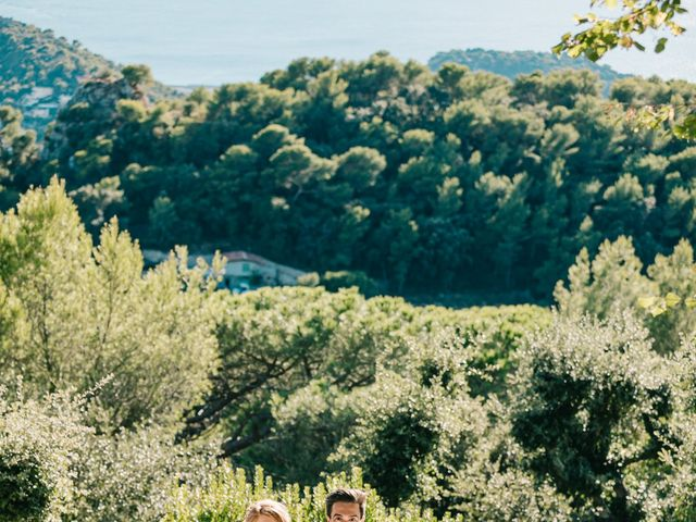 Le mariage de Alexis et Noémie à Villefranche-sur-Mer, Alpes-Maritimes 4