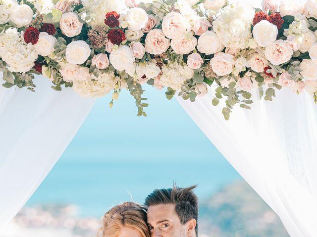 Le mariage de Alexis et Noémie à Villefranche-sur-Mer, Alpes-Maritimes 6