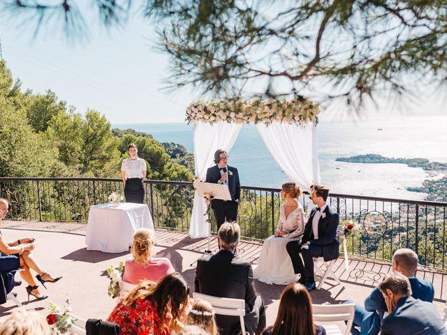 Le mariage de Alexis et Noémie à Villefranche-sur-Mer, Alpes-Maritimes 12
