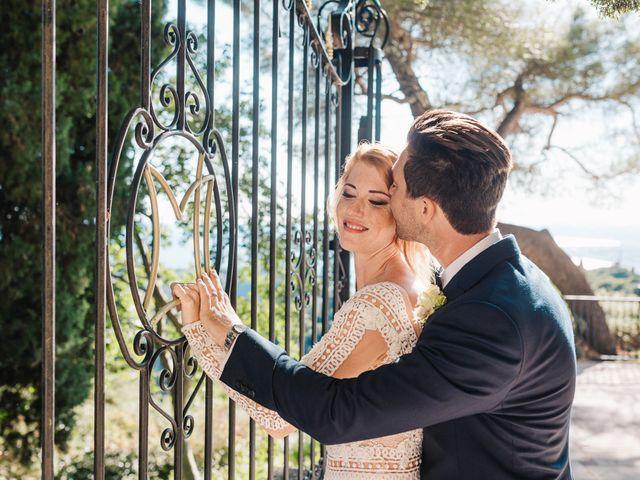 Le mariage de Alexis et Noémie à Villefranche-sur-Mer, Alpes-Maritimes 14